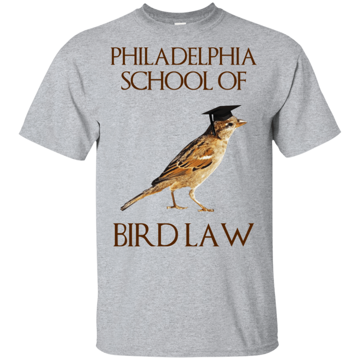 Philadelphia School of Bird Law 22-115-73057593-254 - Tee Ript