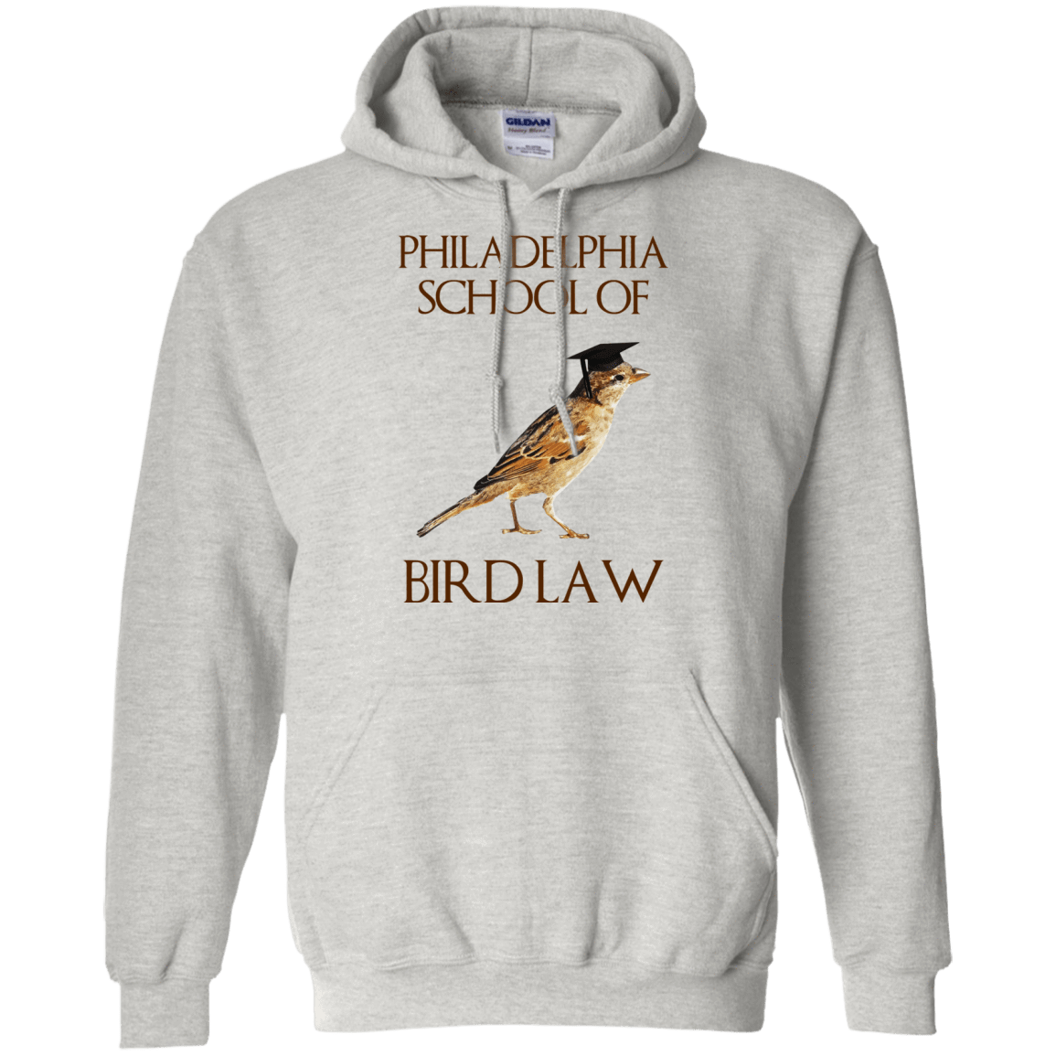 Philadelphia School of Bird Law 541-4748-73057595-23071 - Tee Ript