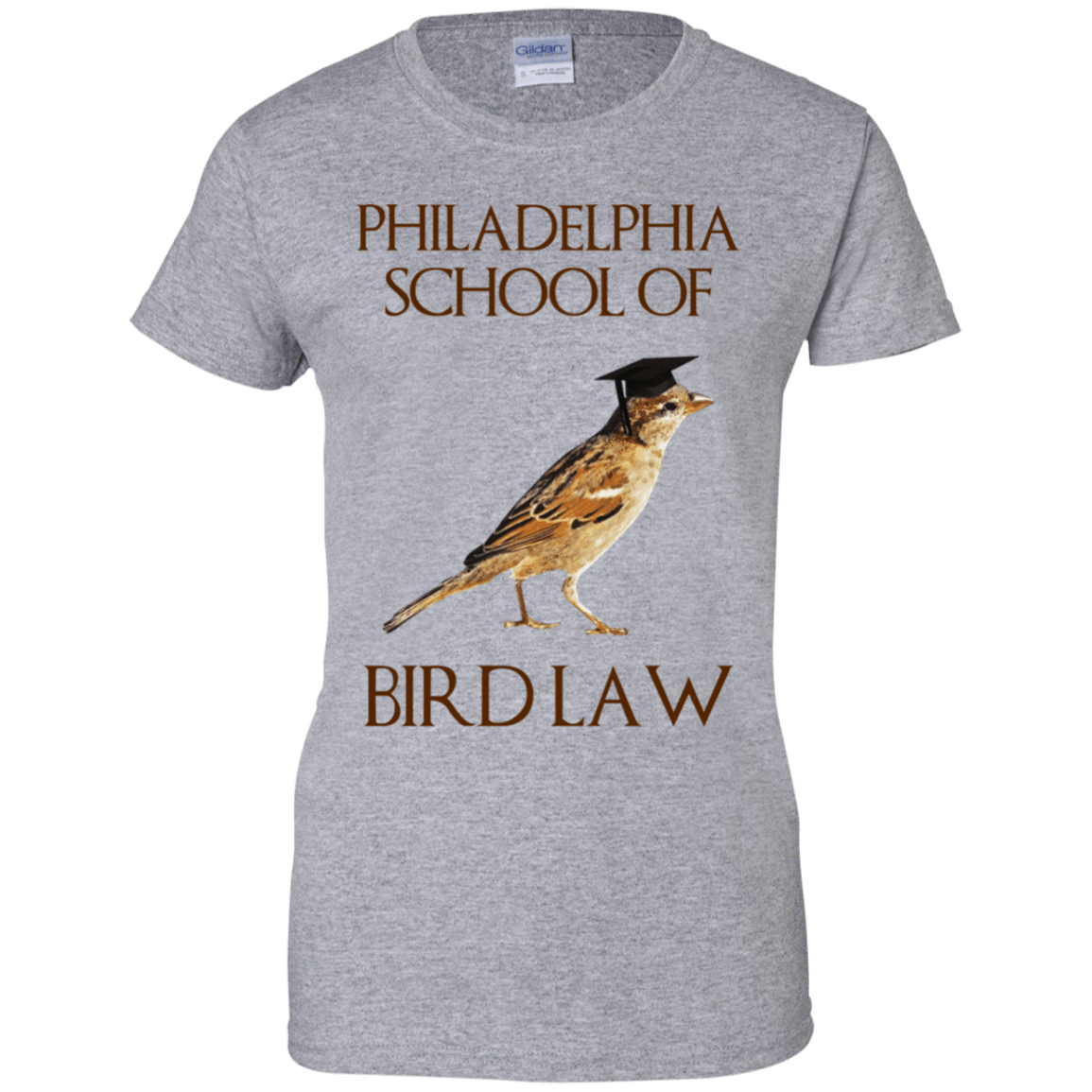 Philadelphia School of Bird Law 939-9265-73057596-44821 - Tee Ript