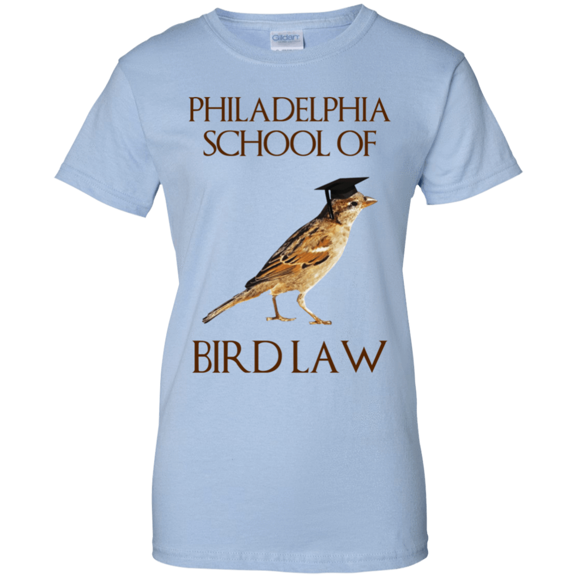 Philadelphia School of Bird Law 939-9257-73057596-44716 - Tee Ript