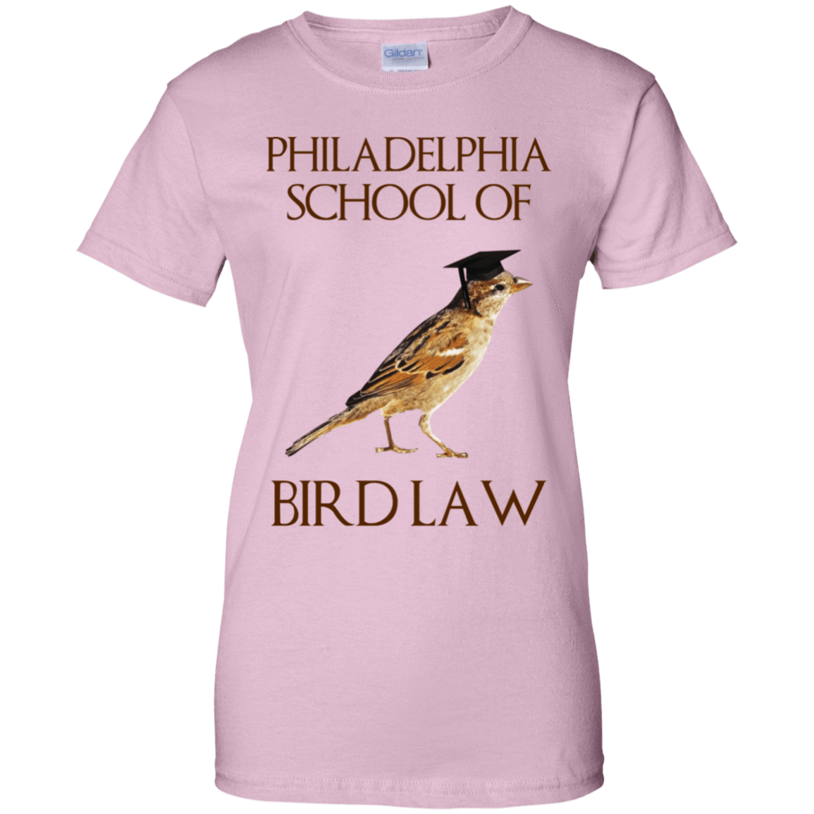 Philadelphia School of Bird Law 939-9258-73057596-44786 - Tee Ript