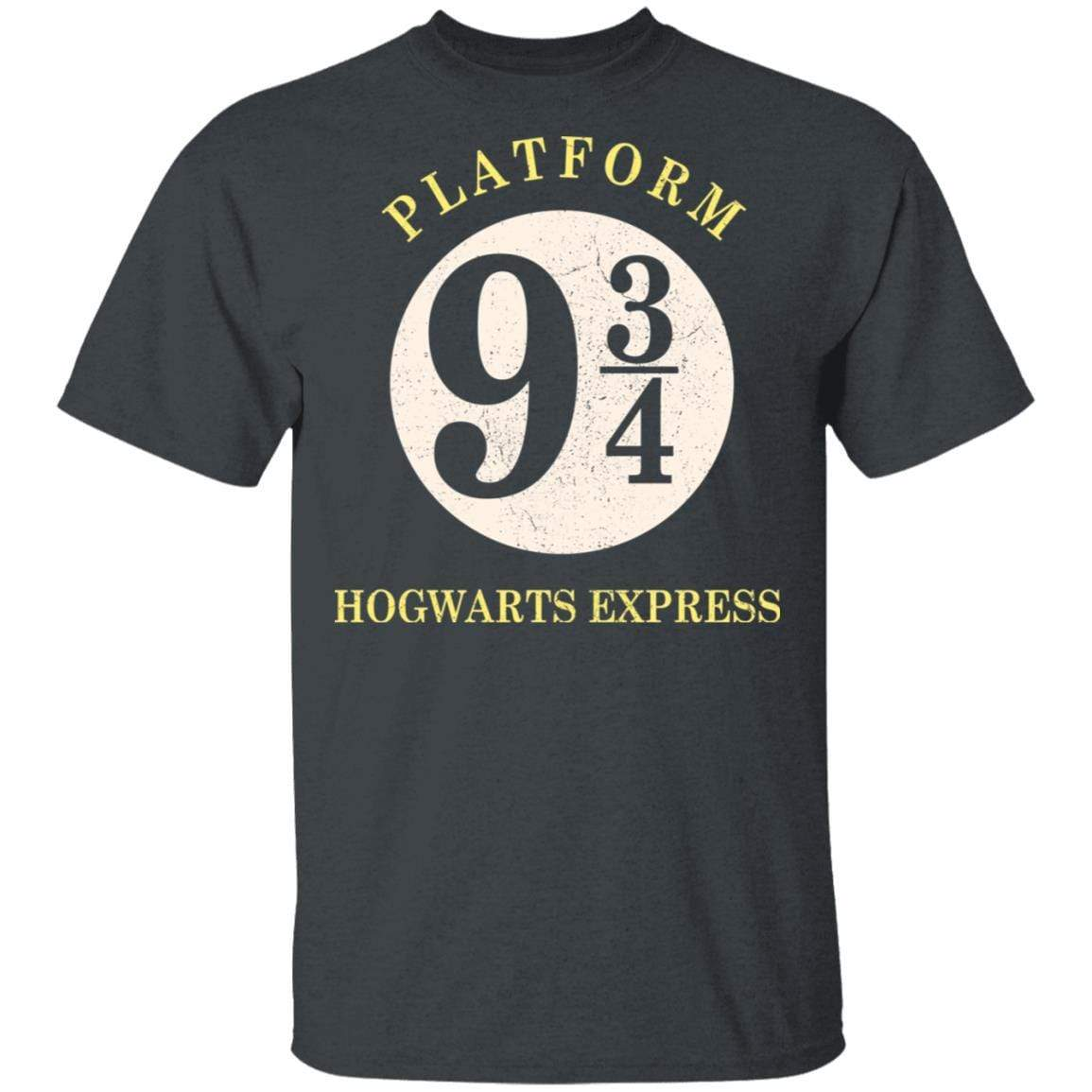 Platform 9 3-4 Hogwarts Express Harry Potter T-Shirts, Hoodies 1049-9957-88445024-48192 - Tee Ript