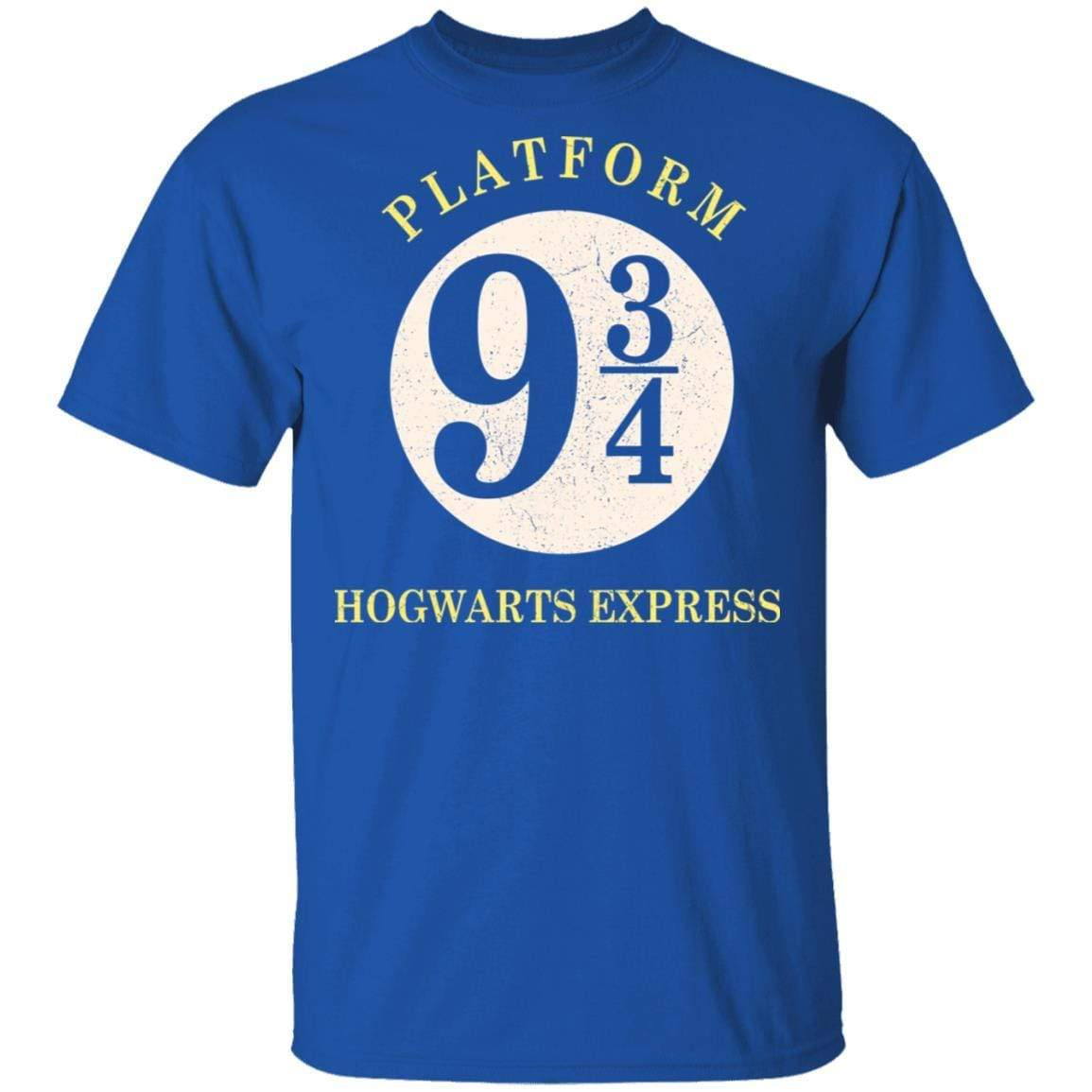 Platform 9 3-4 Hogwarts Express Harry Potter T-Shirts, Hoodies 1049-9971-88445024-48286 - Tee Ript