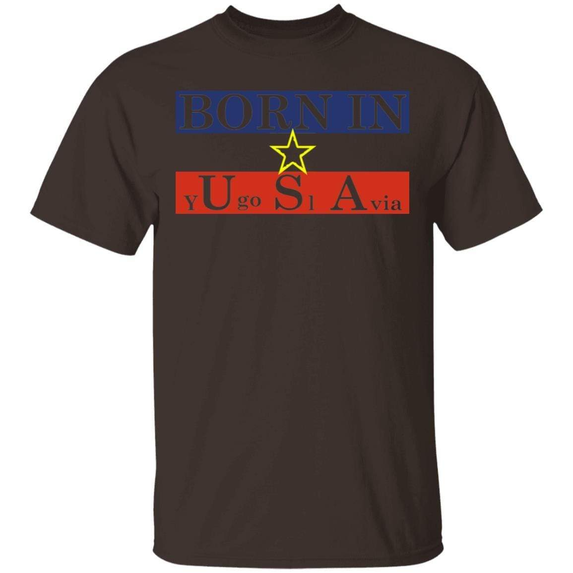 Proud Yugoslavia Born In Usa T-Shirts, Hoodies 1049-9956-87283555-48152 - Tee Ript