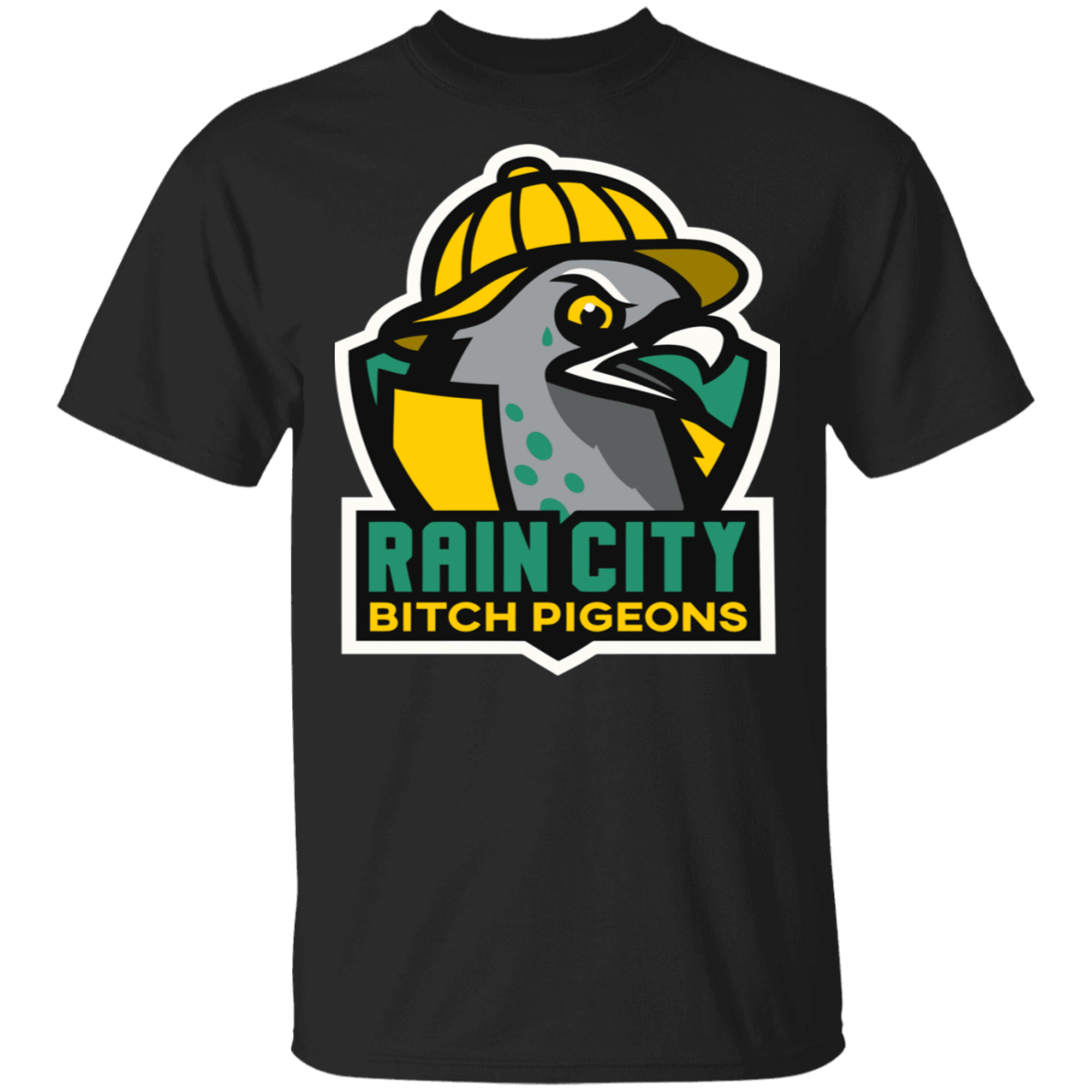 Rain City Bitch Pigeons T-Shirts, Hoodies, Tank 22-113-79271397-252 - Tee Ript