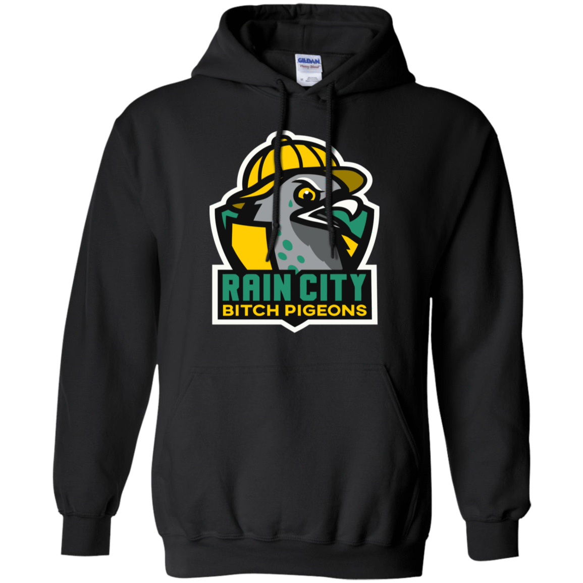 Rain City Bitch Pigeons T-Shirts, Hoodies, Tank 541-4740-79271398-23087 - Tee Ript