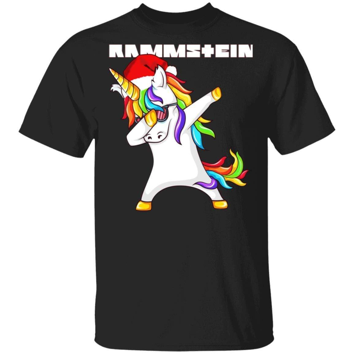 Rammstein Dabbing Unicorn Version T-Shirts, Hoodies 1049-9953-88254696-48144 - Tee Ript