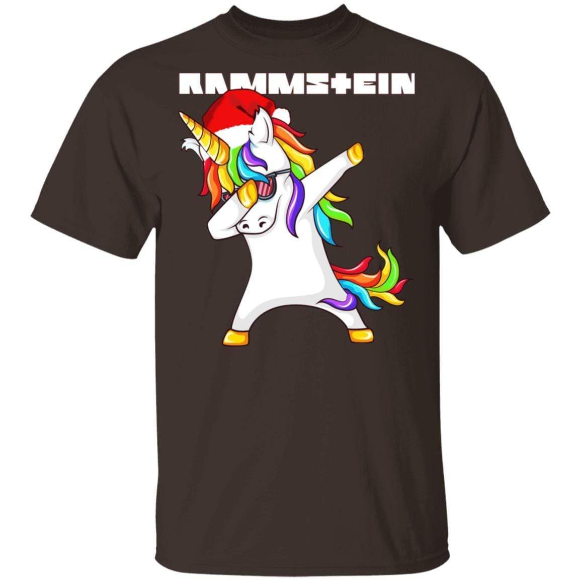 Rammstein Dabbing Unicorn Version T-Shirts, Hoodies 1049-9956-88254696-48152 - Tee Ript