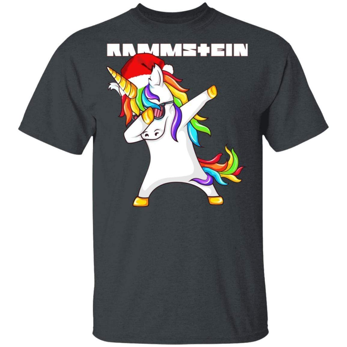 Rammstein Dabbing Unicorn Version T-Shirts, Hoodies 1049-9957-88254696-48192 - Tee Ript