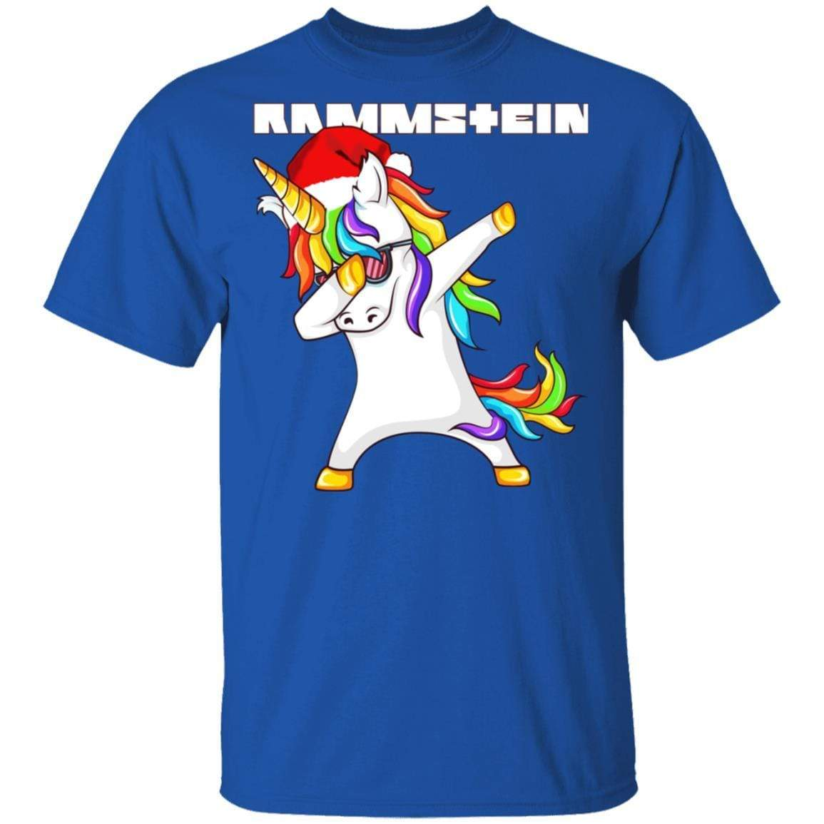 Rammstein Dabbing Unicorn Version T-Shirts, Hoodies 1049-9971-88254696-48286 - Tee Ript