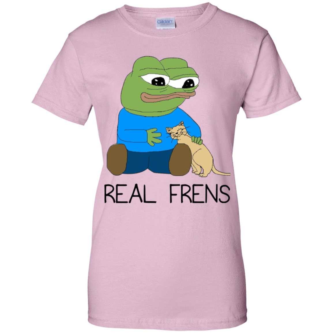 Real Frens 939-9258-73889417-44786 - Tee Ript