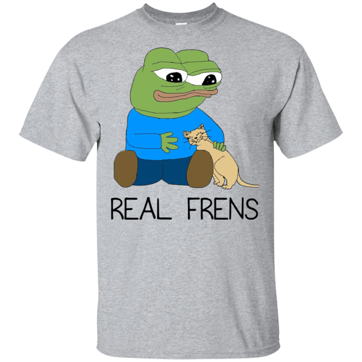 Real Frens 22-115-73889414-254 - Tee Ript