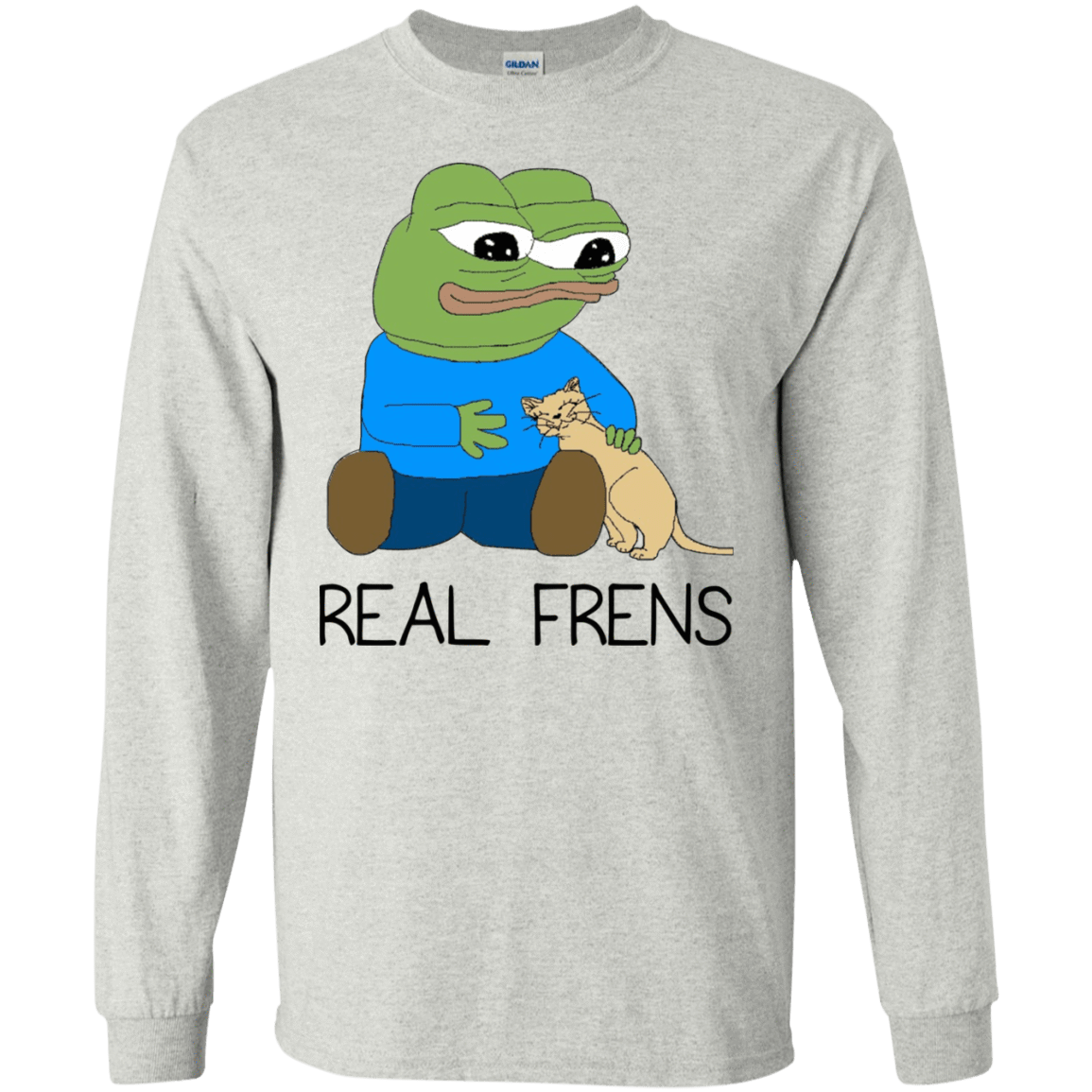 Real Frens 30-2112-73889415-10754 - Tee Ript