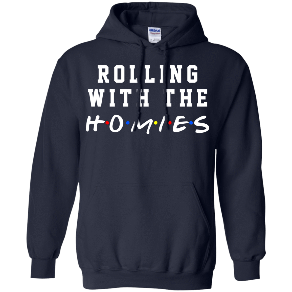 Rolling With The Homies T-Shirts, Hoodie, Tank 541-4742-77675123-23135 - Tee Ript