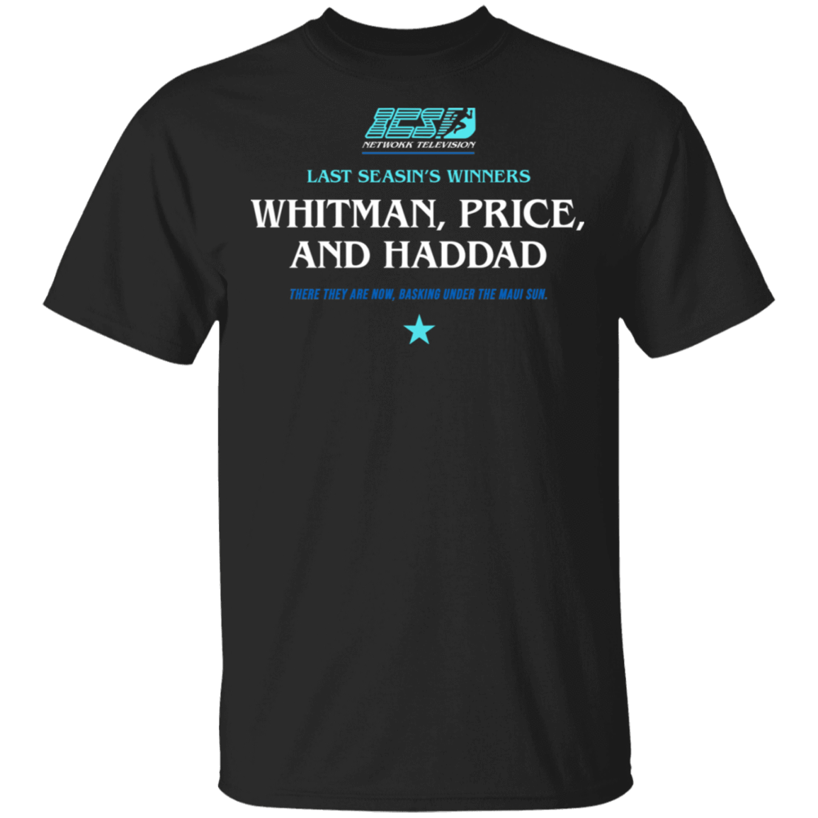 Running Man Whitman, Price, and Haddad T-Shirts, Hoodies, Tank 22-113-79715838-252 - Tee Ript