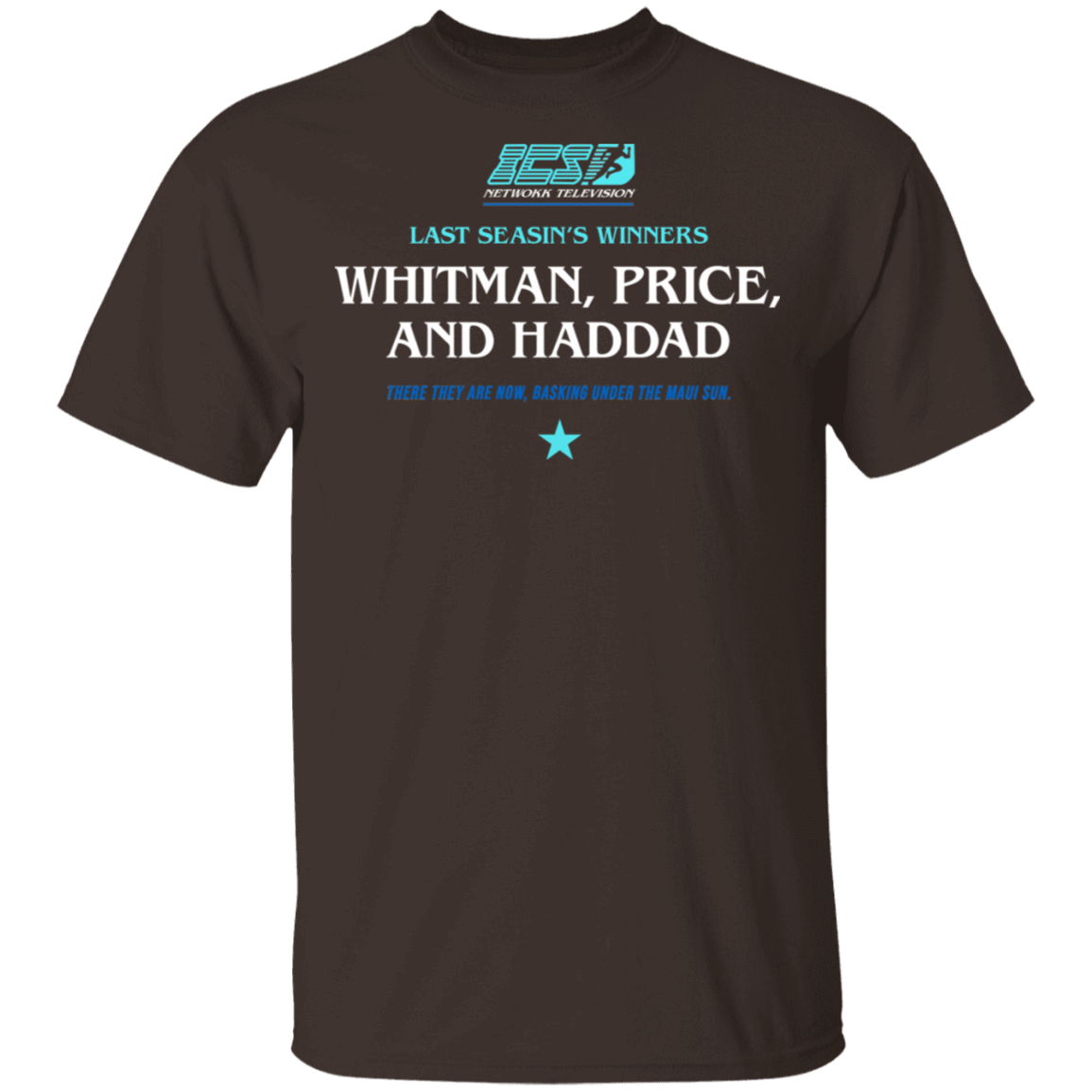 Running Man Whitman, Price, and Haddad T-Shirts, Hoodies, Tank 22-2283-79715838-12087 - Tee Ript