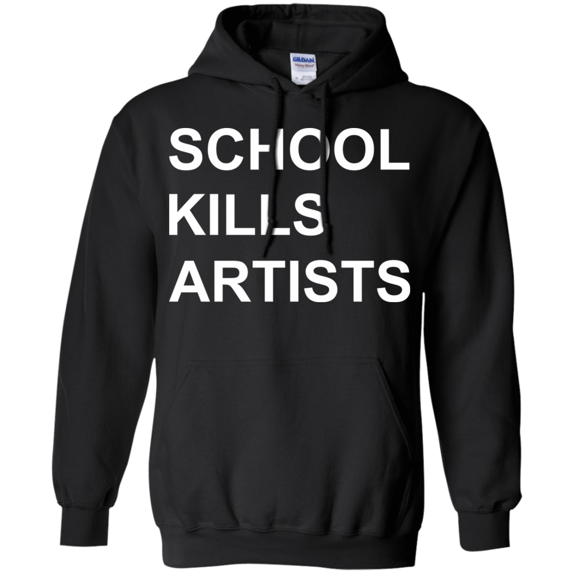School Kills Artists 541-4740-71994030-23087 - Tee Ript