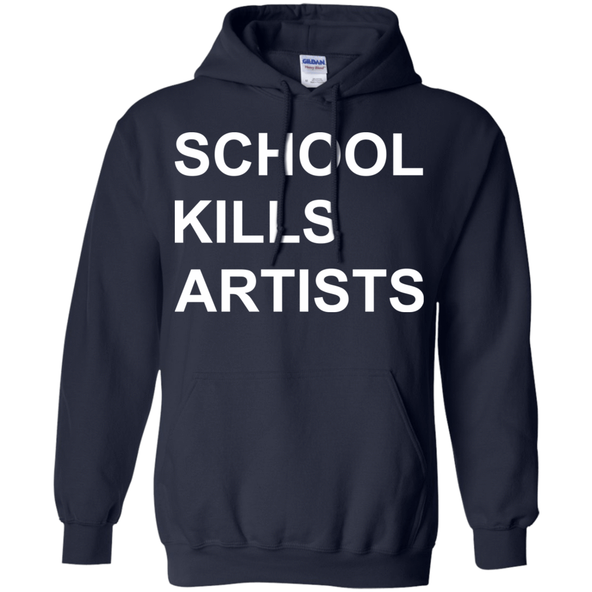 School Kills Artists 541-4742-71994030-23135 - Tee Ript