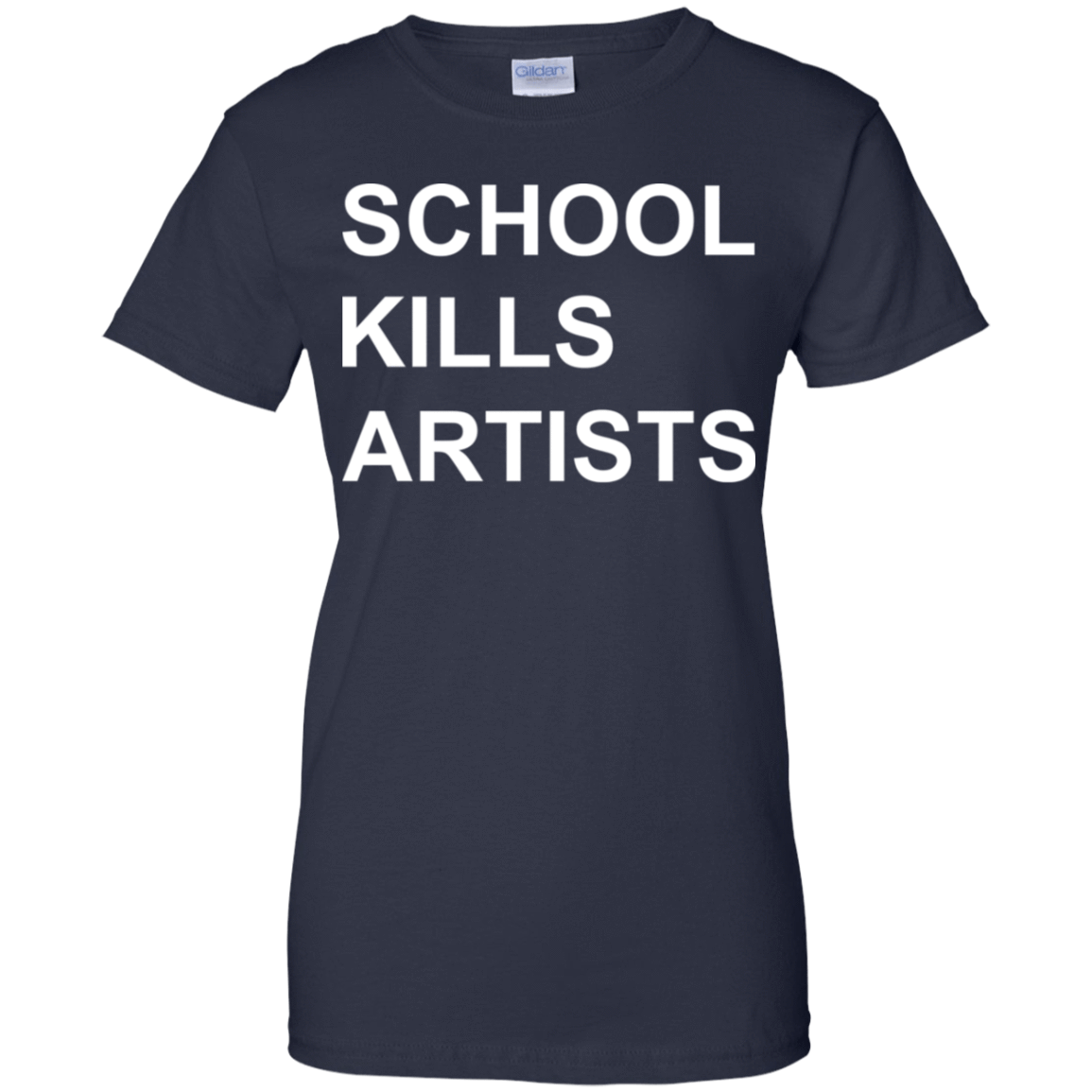 School Kills Artists 939-9259-71994031-44765 - Tee Ript