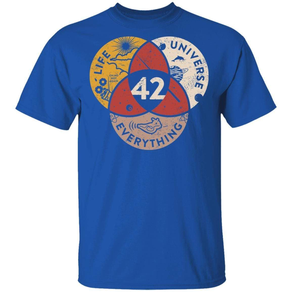 Science 42 Angel Number Life Universe Everything Number 42 T-Shirts, Hoodies 1049-9971-90248451-48286 - Tee Ript