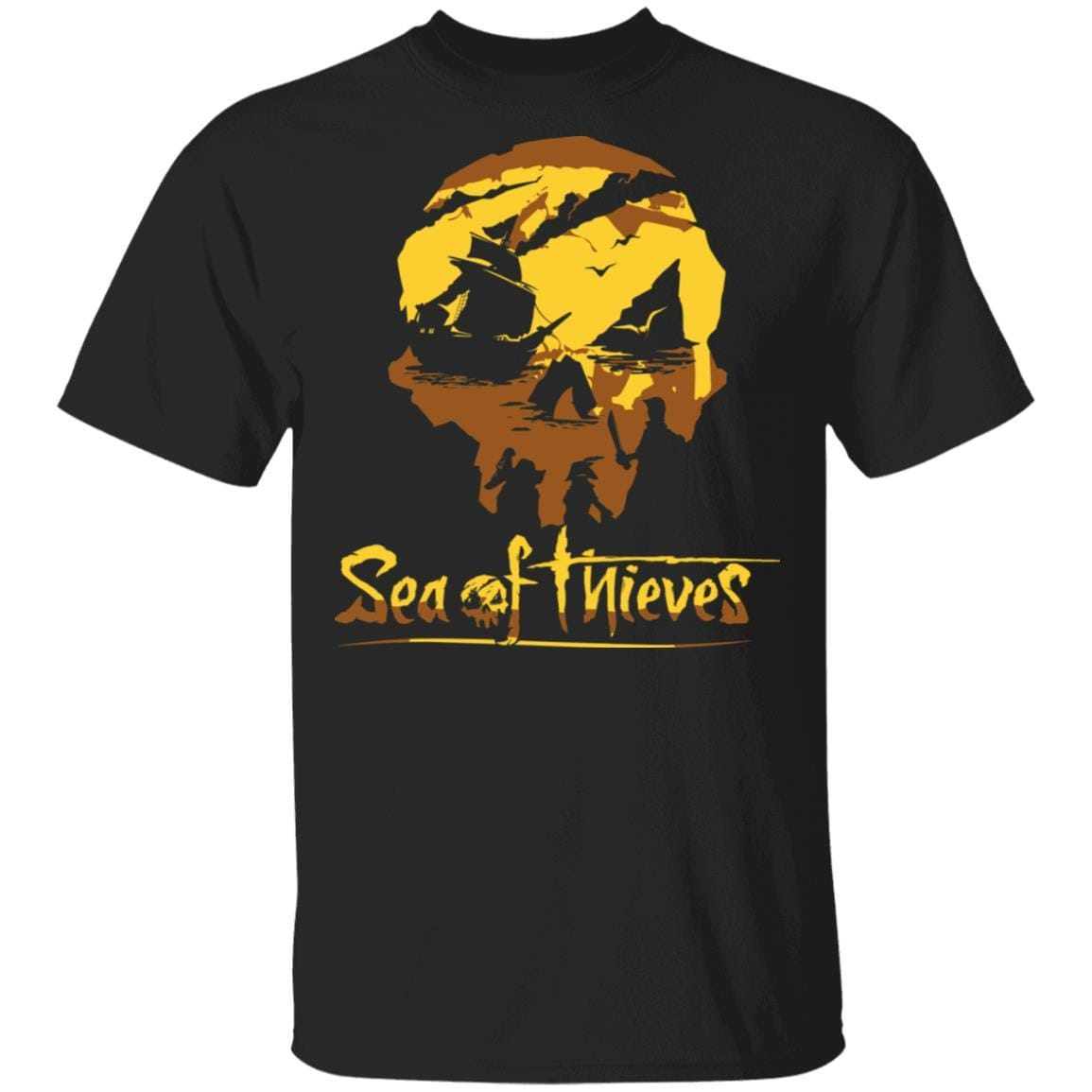 Sea Of Thieves T-Shirts, Hoodies 1049-9953-92947925-48144 - Tee Ript