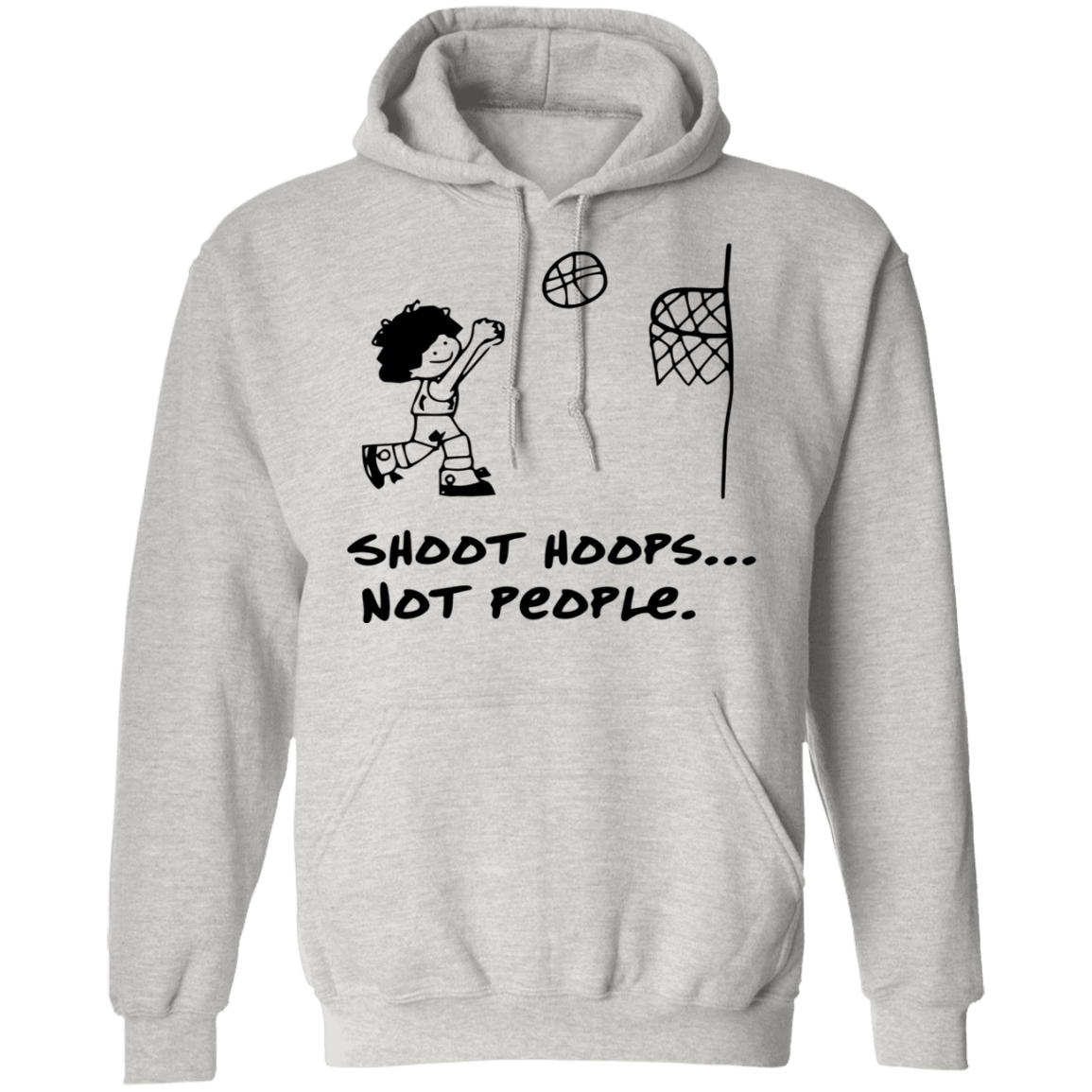 Shoot Hoops Not People T-Shirts, Hoodies, Tank 541-4748-79279843-23071 - Tee Ript
