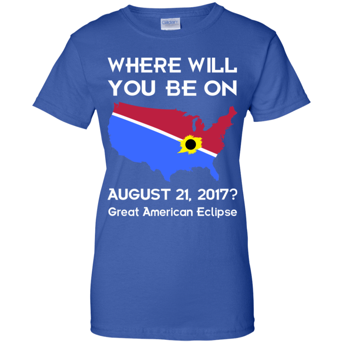 Solar Eclipse 2017: Where Will You Be On August 21 2017 939-9264-72772491-44807 - Tee Ript