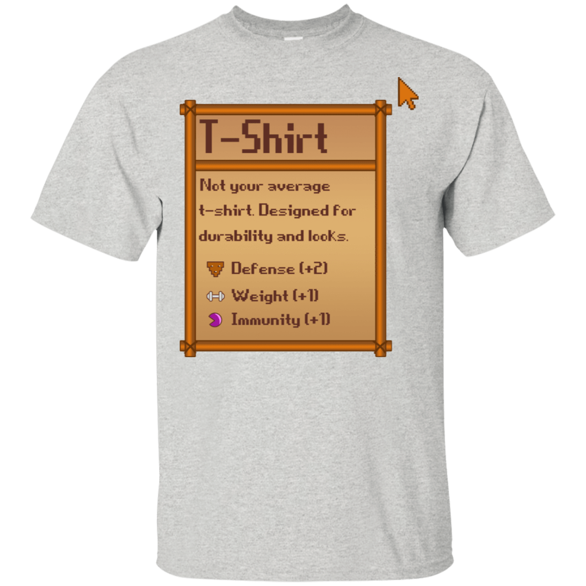 Stardew Valley T-Shirt 22-2475-72955963-12568 - Tee Ript