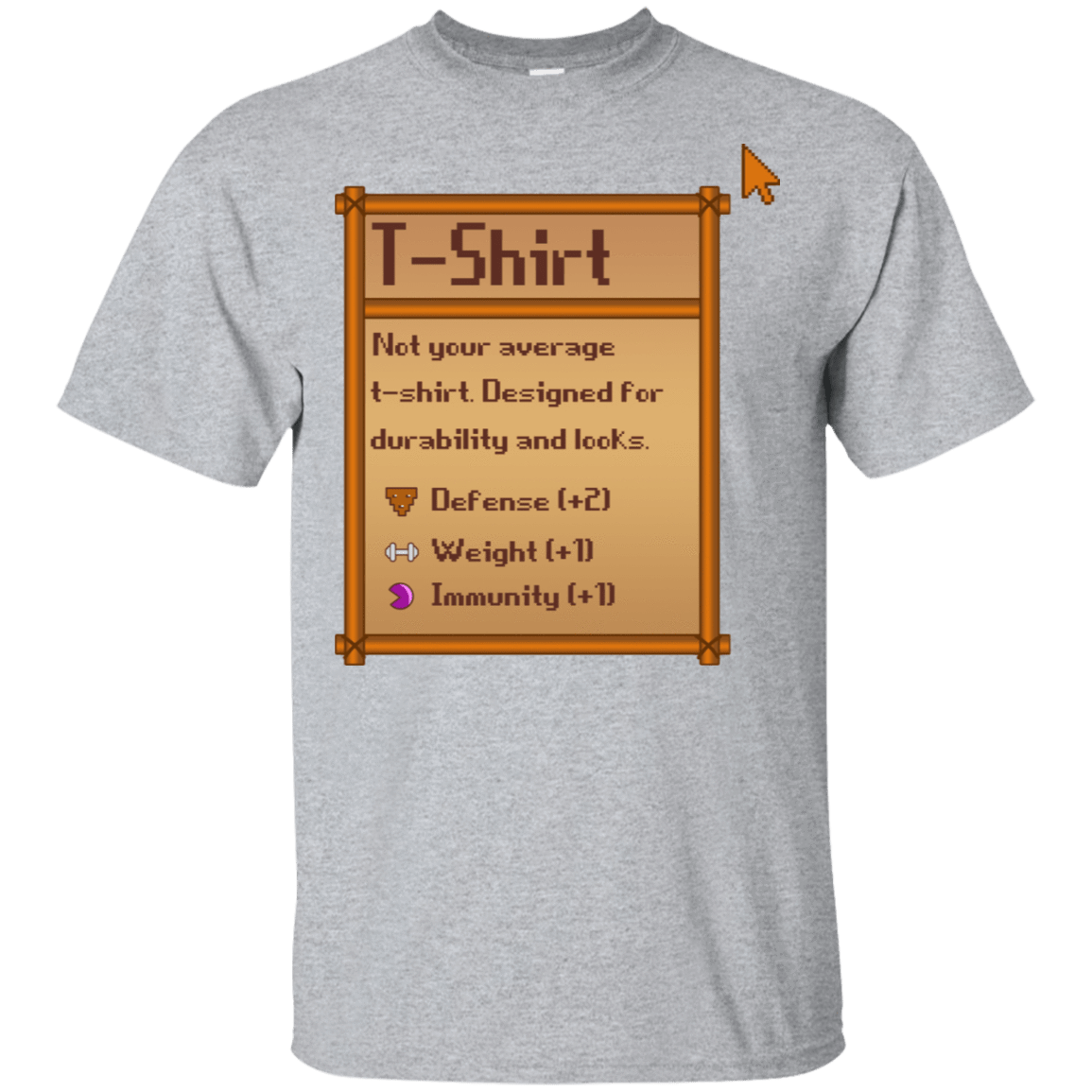 Stardew Valley T-Shirt 22-115-72955963-254 - Tee Ript