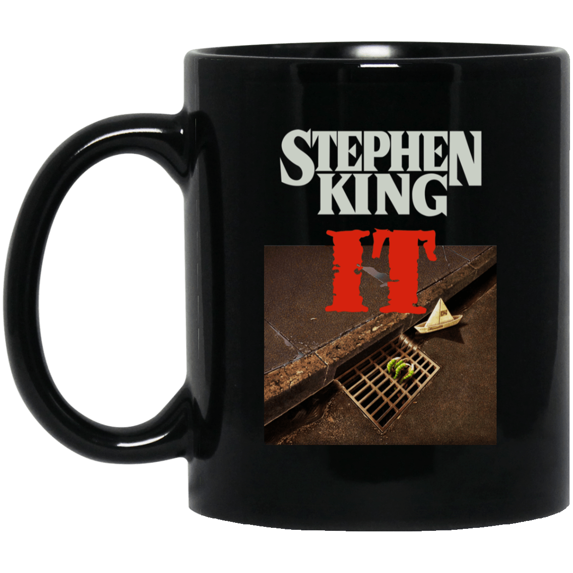 Stephen King It Black Mug 1065-10181-92839353-49307 - Tee Ript