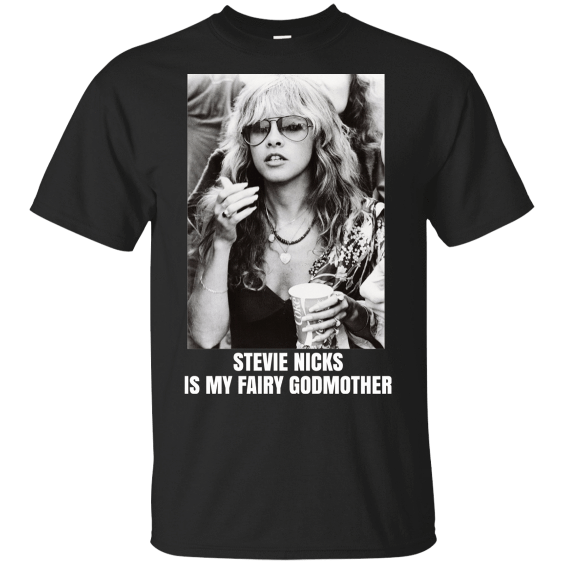 Stevie Nicks Is My Fairy Godmother T-Shirts, Hoodie, Tank 22-113-78128273-252 - Tee Ript