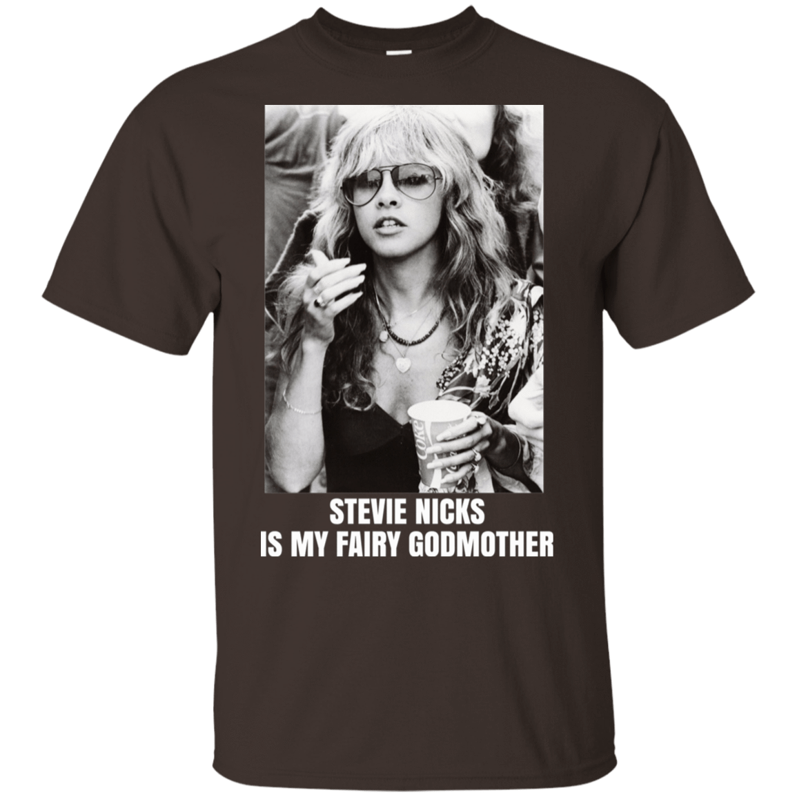 Stevie Nicks Is My Fairy Godmother T-Shirts, Hoodie, Tank 22-2283-78128273-12087 - Tee Ript