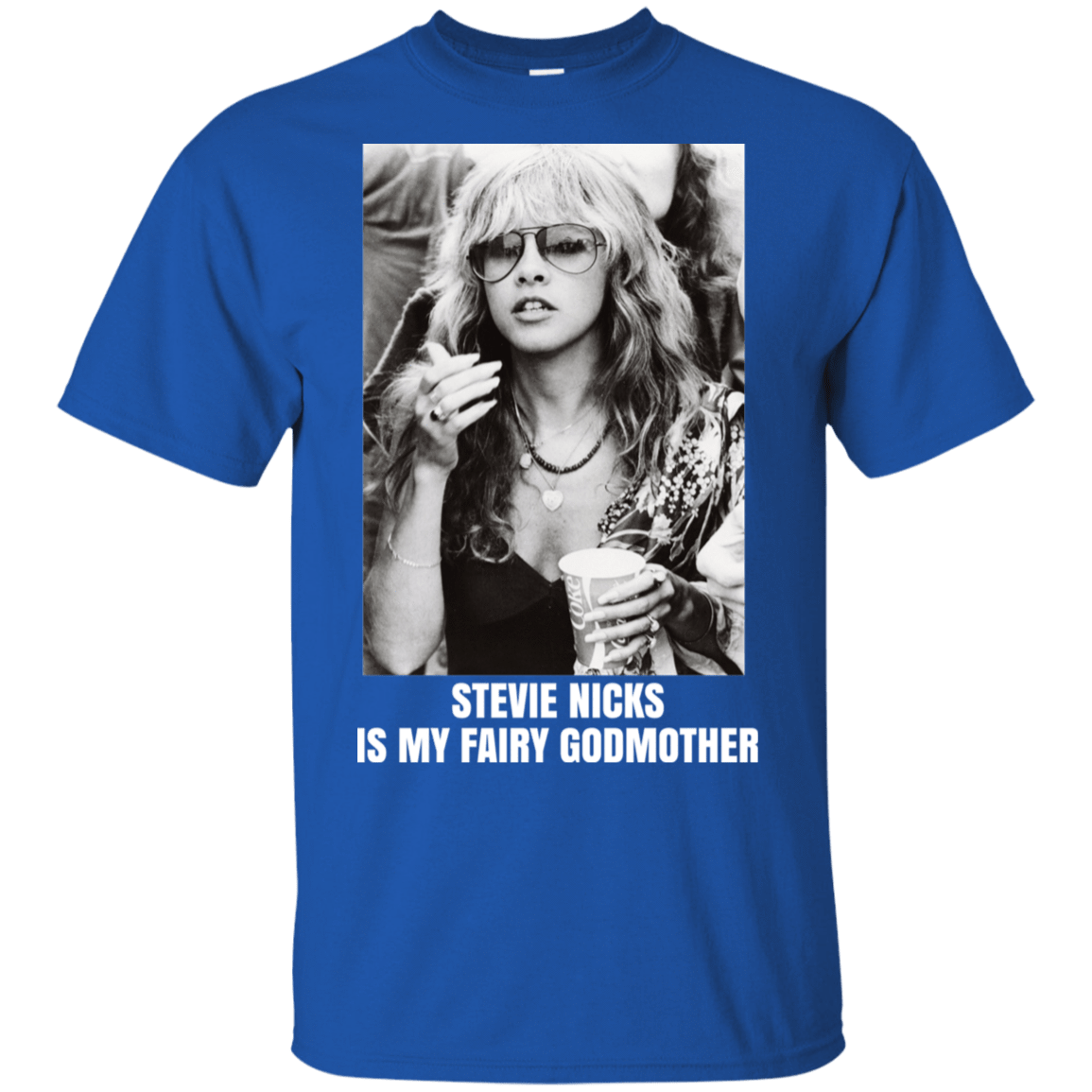 Stevie Nicks Is My Fairy Godmother T-Shirts, Hoodie, Tank 22-110-78128273-249 - Tee Ript