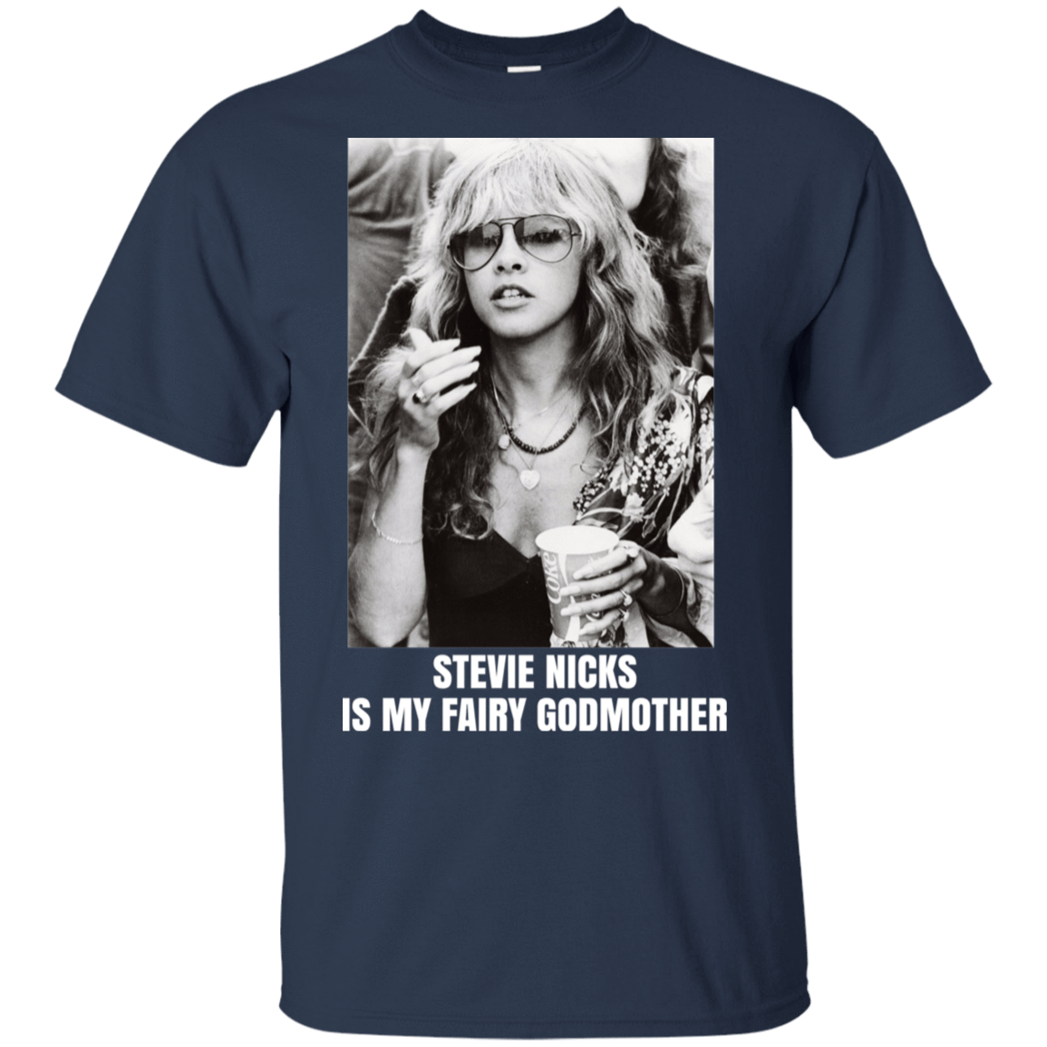 Stevie Nicks Is My Fairy Godmother T-Shirts, Hoodie, Tank 22-111-78128273-250 - Tee Ript