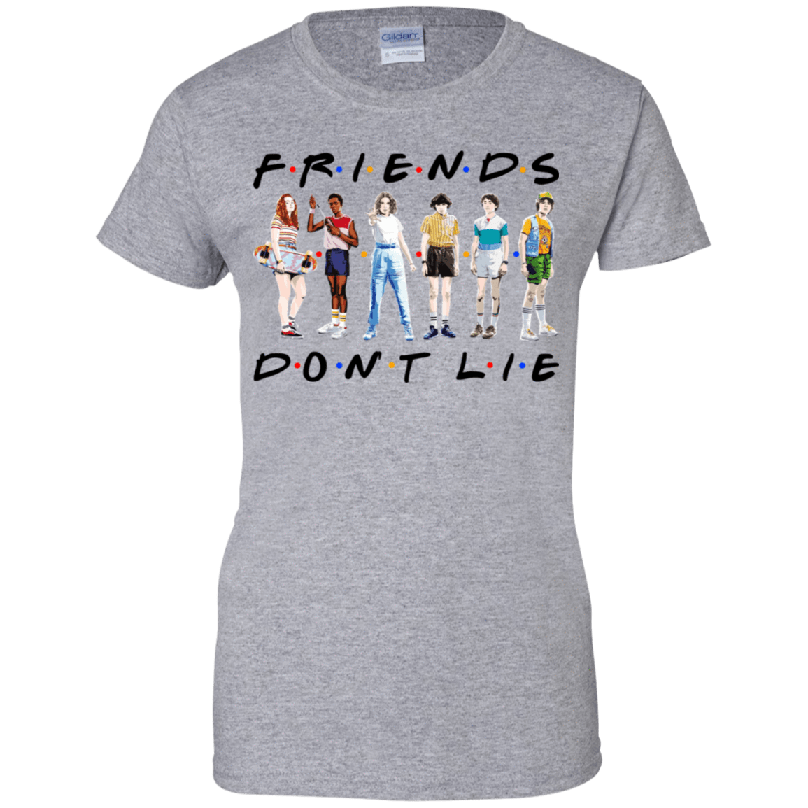Stranger Things – Friends Don't Lie T-Shirts, Hoodies 939-9265-77528895-44821 - Tee Ript