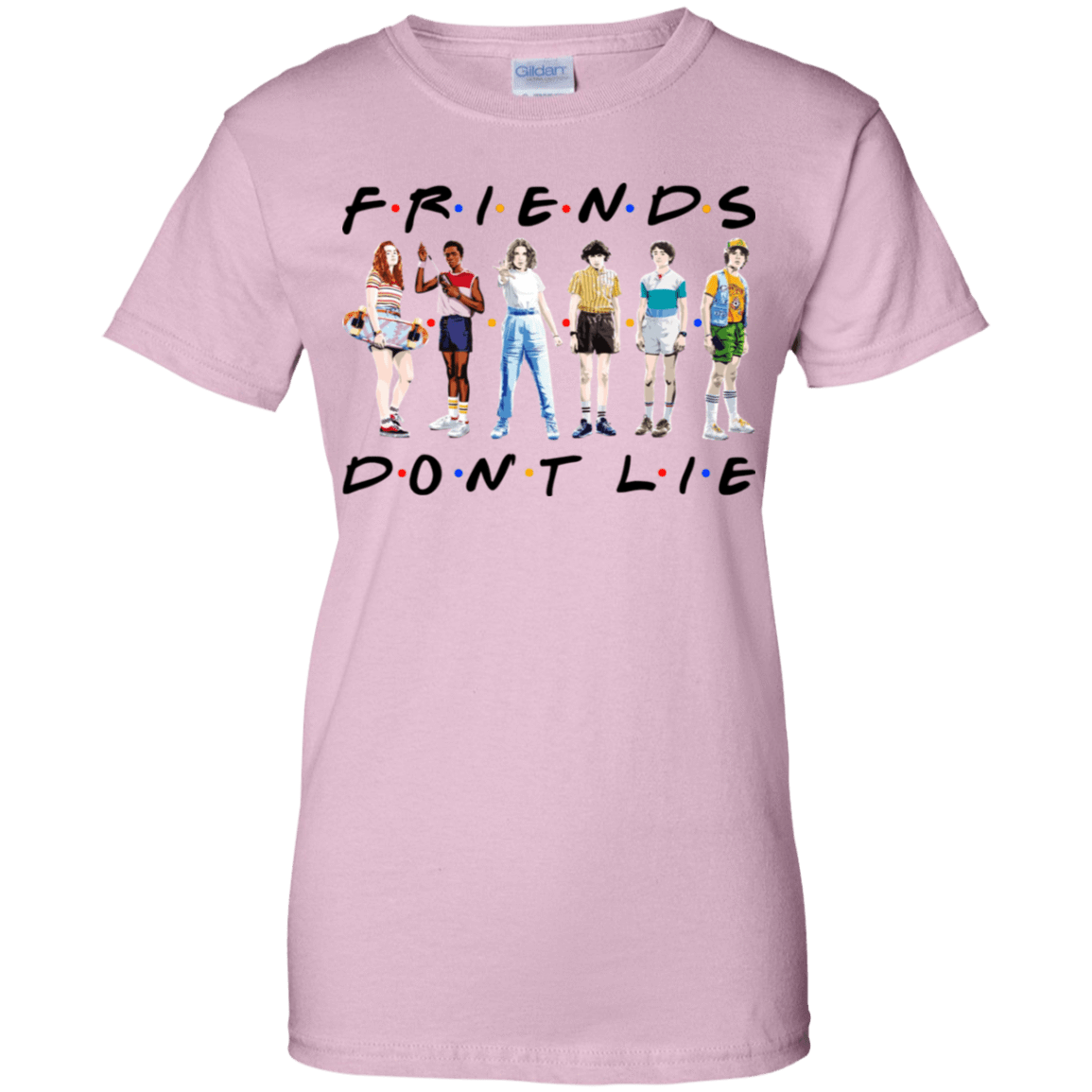 Stranger Things – Friends Don't Lie T-Shirts, Hoodies 939-9258-77528895-44786 - Tee Ript
