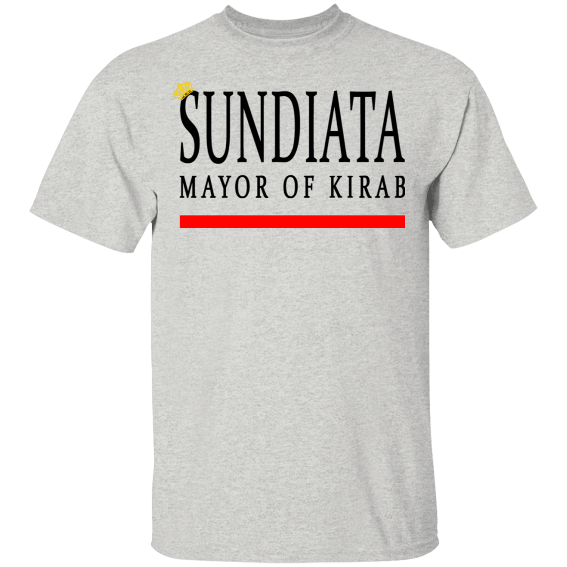 Sundiata Mayor Of Kirab T-Shirts, Hoodies, Tank 22-2475-79999094-12568 - Tee Ript