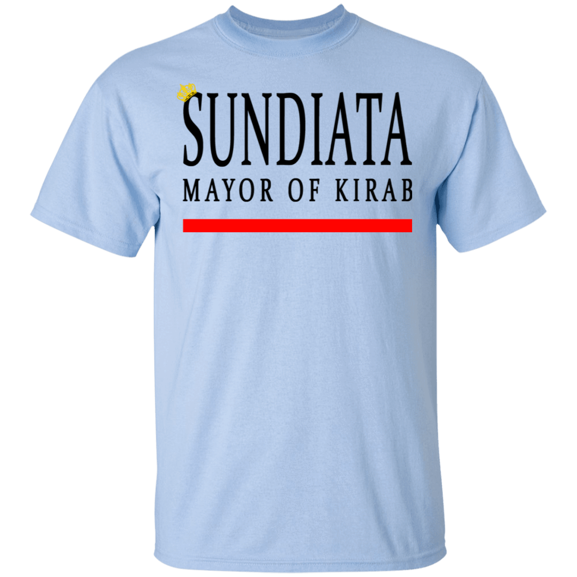 Sundiata Mayor Of Kirab T-Shirts, Hoodies, Tank 22-9800-79999094-47430 - Tee Ript