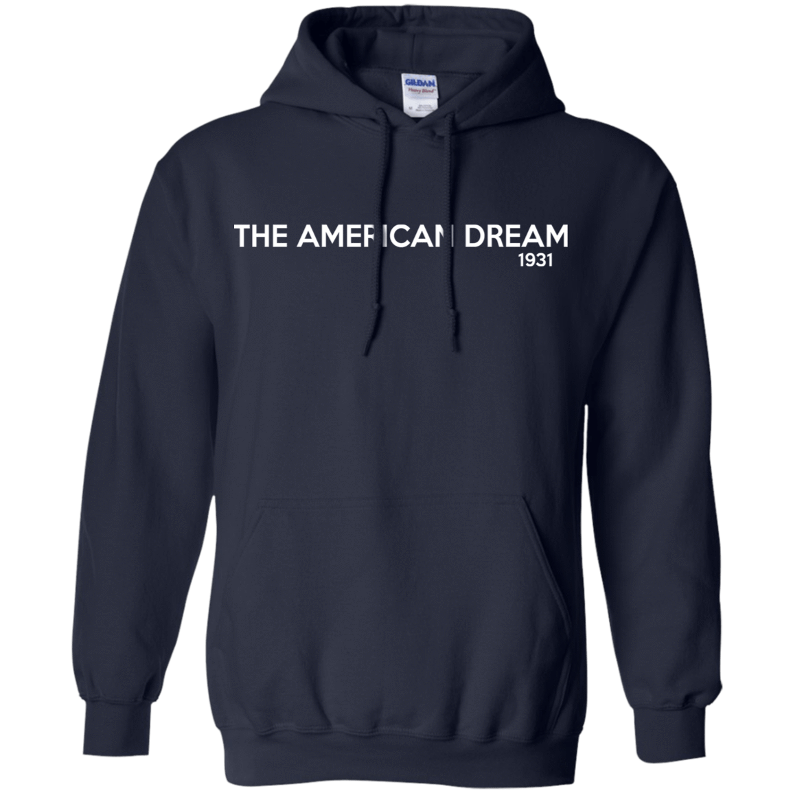 The American Dream 1931 541-4742-72086247-23135 - Tee Ript