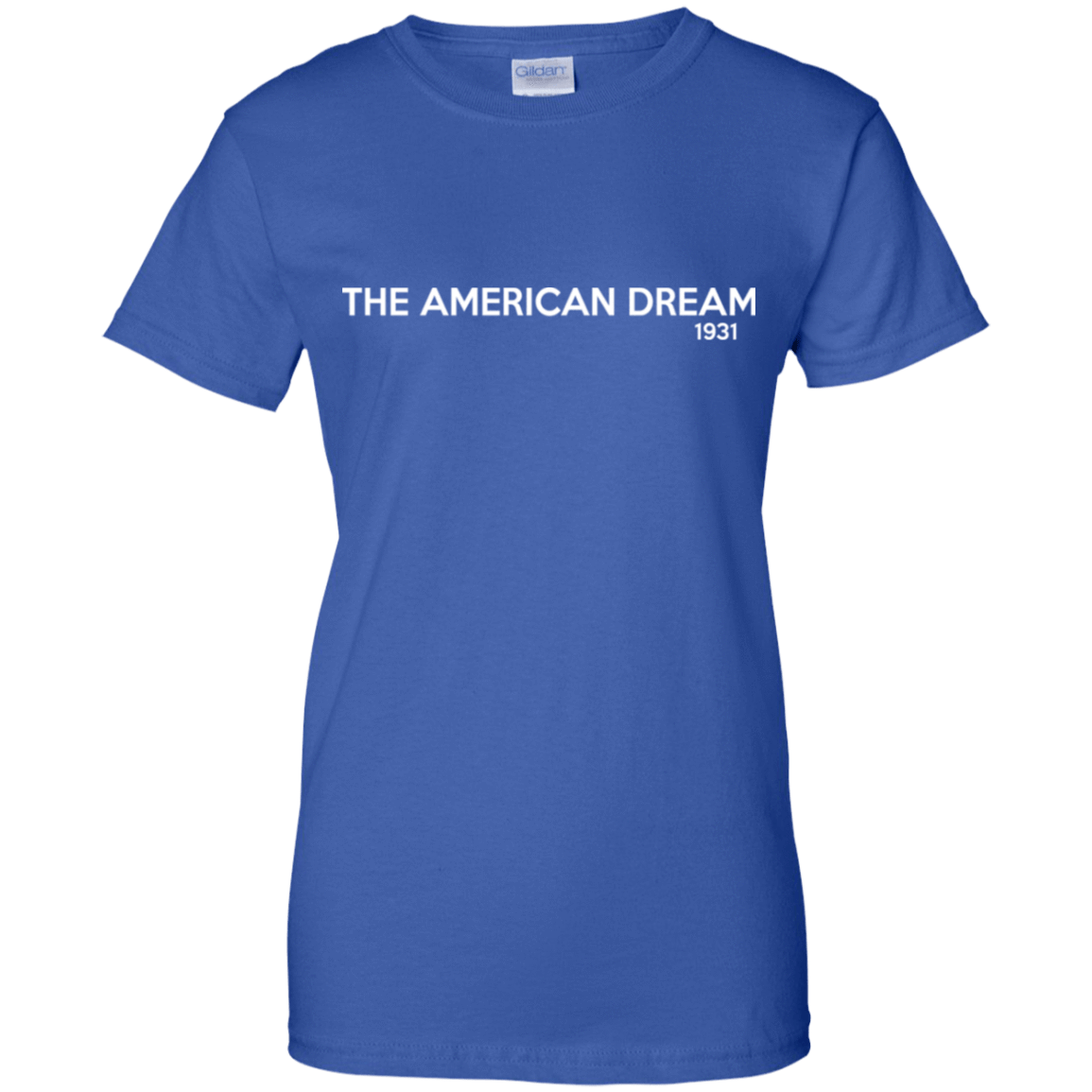 The American Dream 1931 939-9264-72086248-44807 - Tee Ript