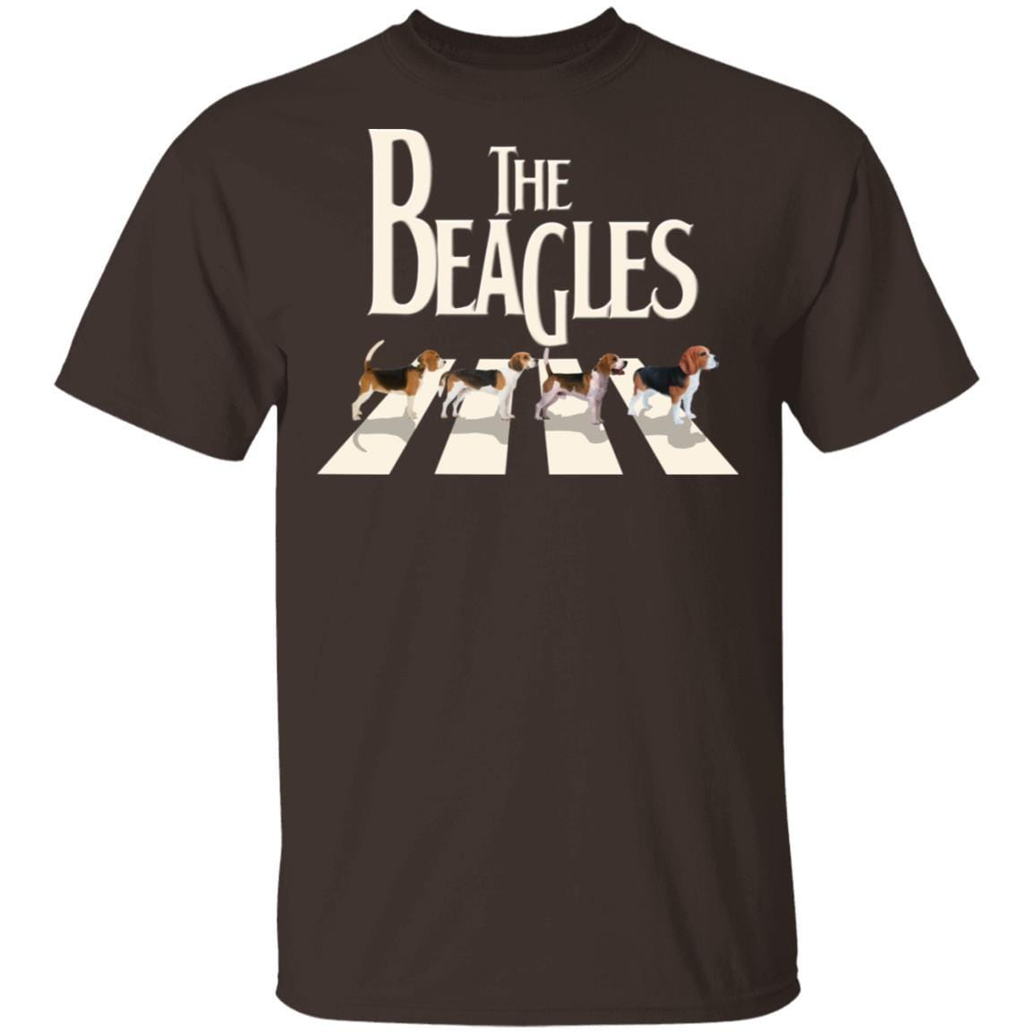 The Beagles Beatles Abbey Road T-Shirts, Hoodies 1049-9956-87283551-48152 - Tee Ript
