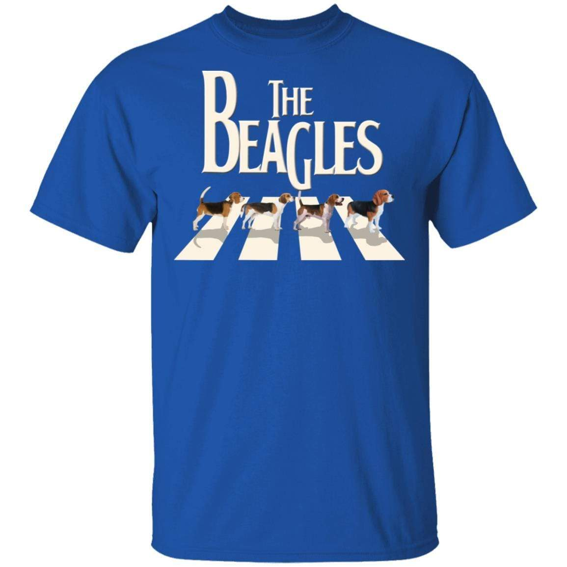 The Beagles Beatles Abbey Road T-Shirts, Hoodies 1049-9971-87283551-48286 - Tee Ript