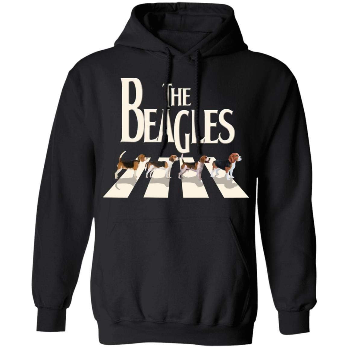The Beagles Beatles Abbey Road T-Shirts, Hoodies 541-4740-87283550-23087 - Tee Ript