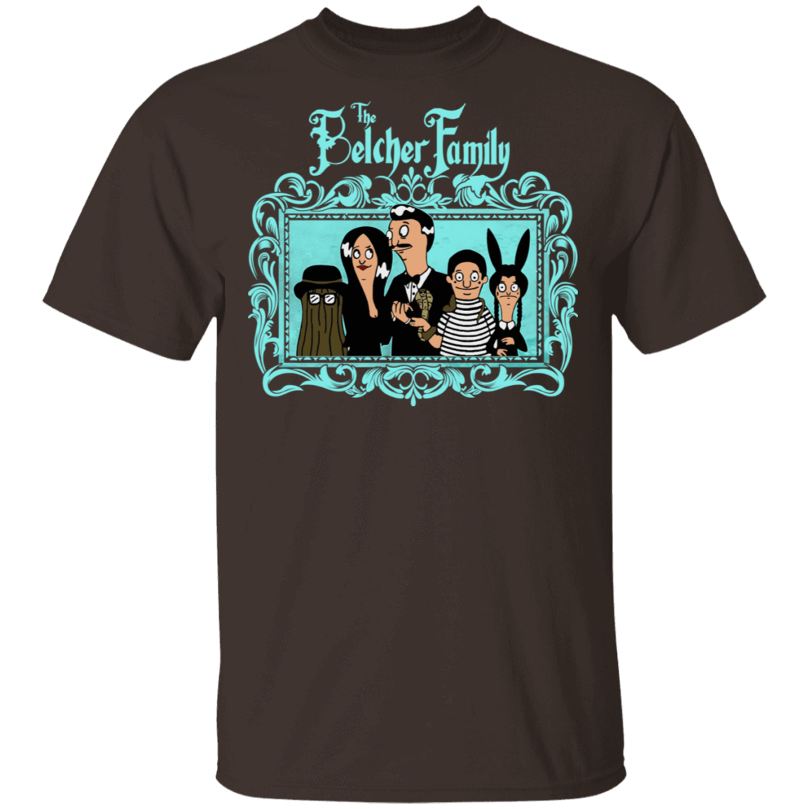 The Belcher Family Bob's Burgers T-Shirts, Hoodies, Tank 1049-9956-81138119-48152 - Tee Ript
