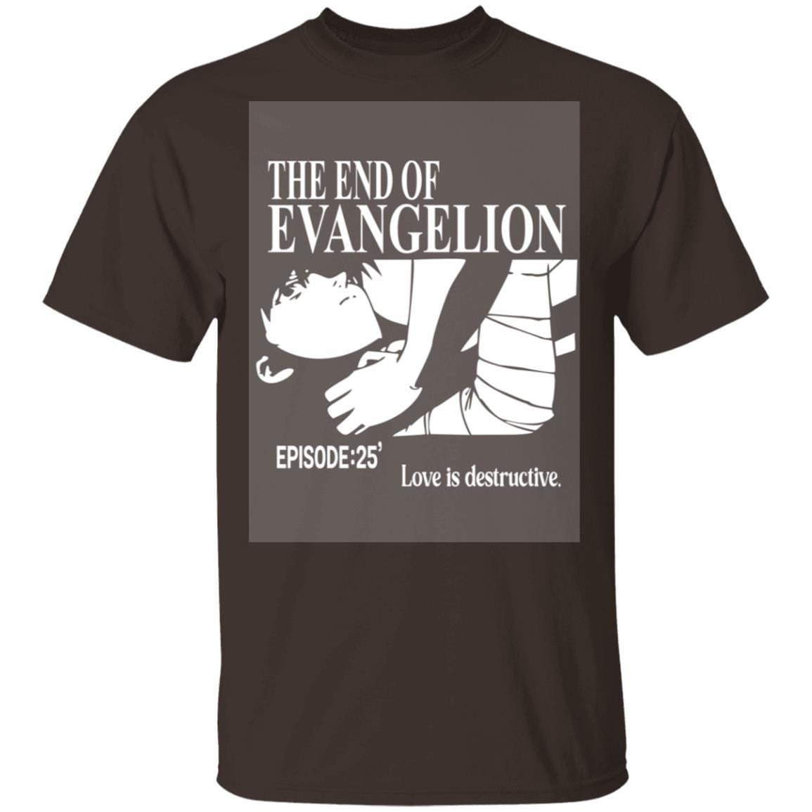 The End Of Evangelion Episode 25 Love Is Destructive T-Shirts, Hoodies 1049-9956-91821637-48152 - Tee Ript