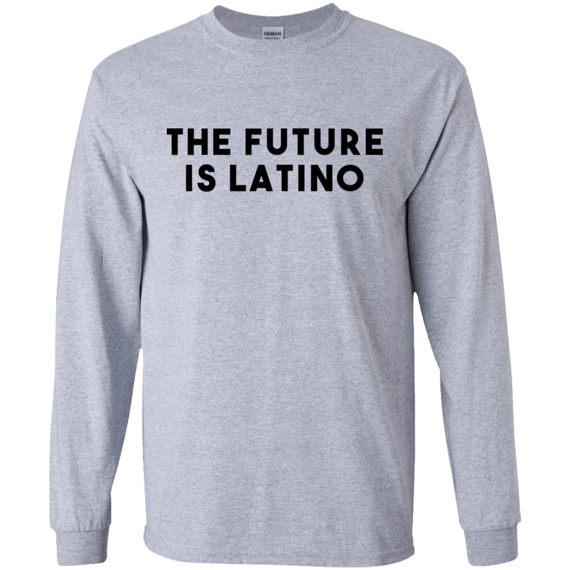 The Future Is Latino 30-188-73057005-335 - Tee Ript