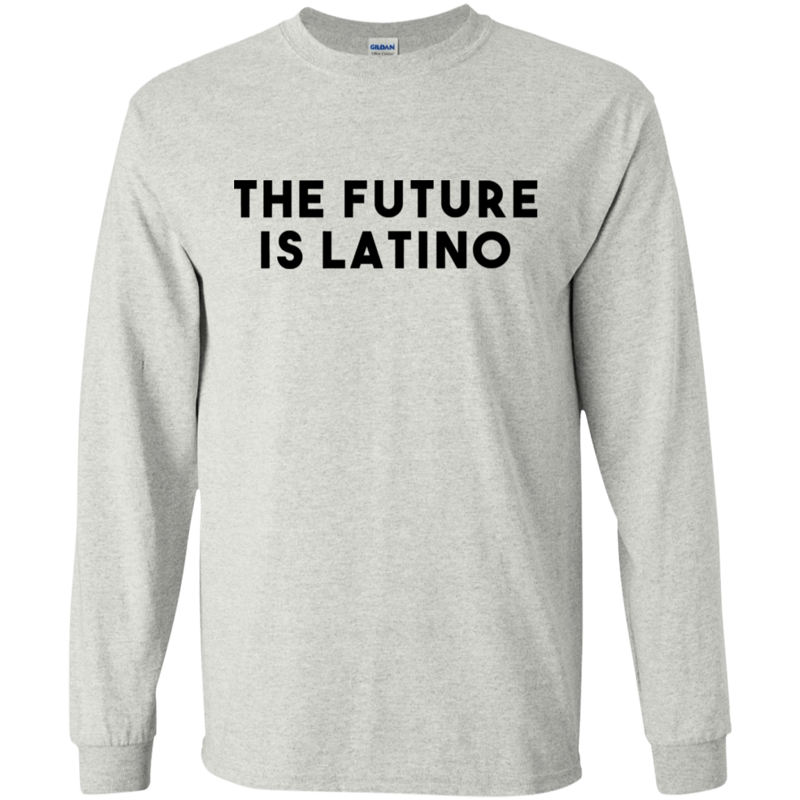 The Future Is Latino 30-2112-73057005-10754 - Tee Ript