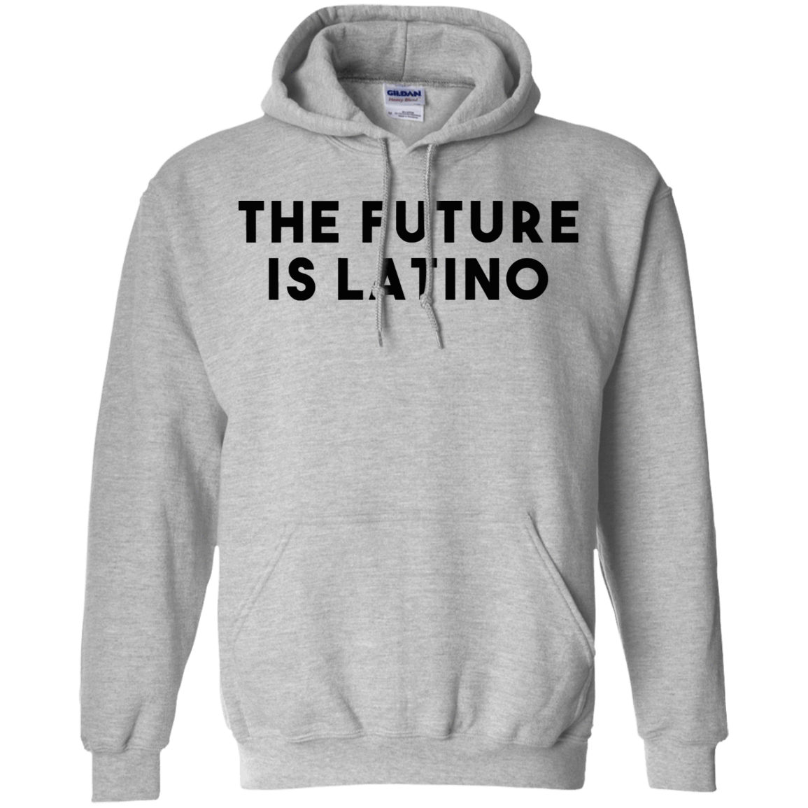 The Future Is Latino 541-4741-73057006-23111 - Tee Ript