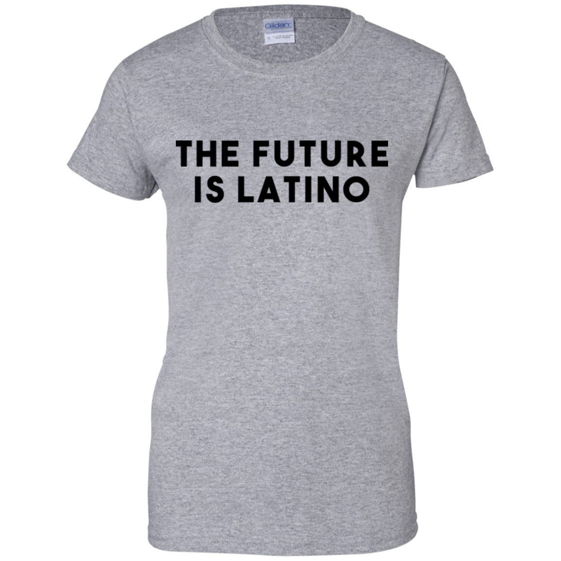The Future Is Latino 939-9265-73057007-44821 - Tee Ript