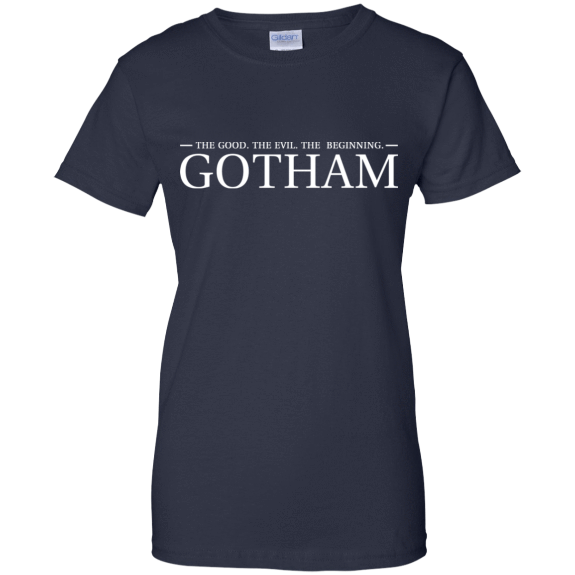 The Good. The Evil. The Beginning. Gotham 939-9259-74005253-44765 - Tee Ript